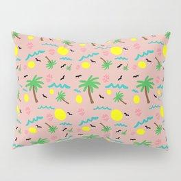 Beachy Keen Pattern Pillow Sham