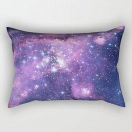 Small Magellanic Cloud Rectangular Pillow