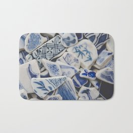Japanese Sea Pottery - Collection I Bath Mat