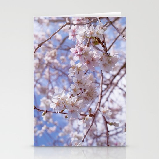 Blossom, Bloomin Blossom.  Stationery Cards