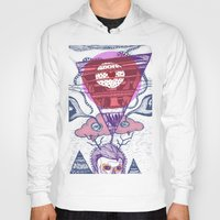 friday Hoodies featuring Friday by Andon Georgiev