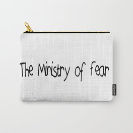The Ministry of Fear Carry-All Pouch