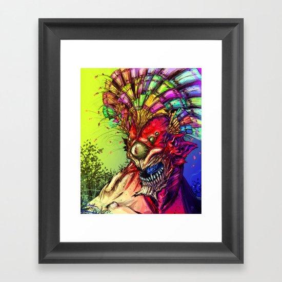"""""""Harpy"""" Framed Art Print"""