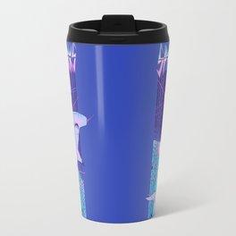Space Sharks! Travel Mug