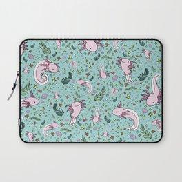 Axolotl Laptop Sleeve