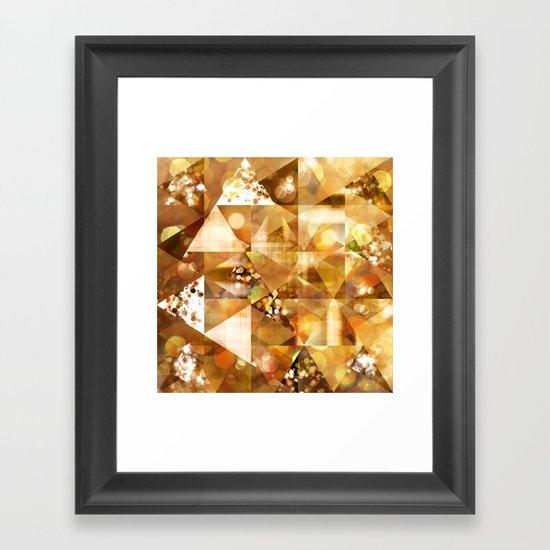 Refractions Framed Art Print