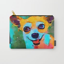 Chihuahua 3 Carry-All Pouch