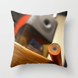 A Fresh Intellectual Weapon Throw Pillow