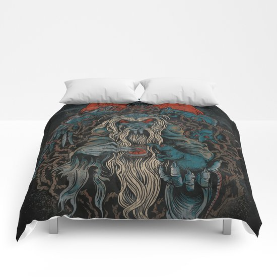 Nicodemus & The Rats of the Rosebush  Comforters