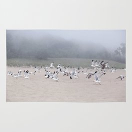 Fog And Friends Rug