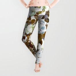 SUMMER BOTANICAL VIII Leggings