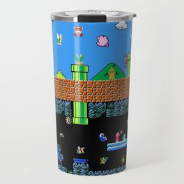 The Great Sprite Battle Travel Mug