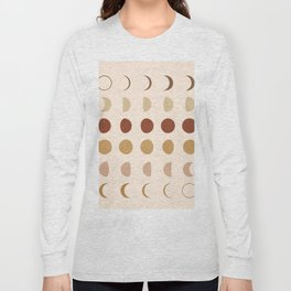 Flow of the Phases Long Sleeve T-shirt