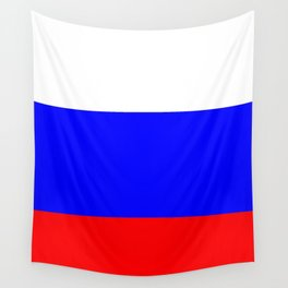 Flag of russia 3 -rus,ussr,Russian,Росси́я,Moscow,Saint Petersburg,Dostoyevsky,chess Wall Tapestry