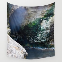 Green With Envy Wall Tapestry