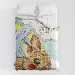 Monsieur Lapin Comforters