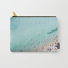 Busy Beach Carry-All Pouch