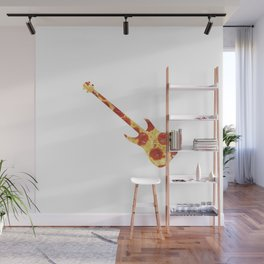 Slap That Pizza Bass Wall Mural
