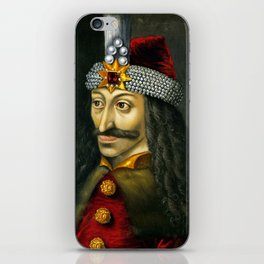 Vlad the Impaler iPhone Skin