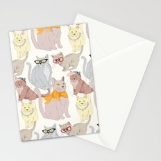 Accessory Cats Stationery Cards