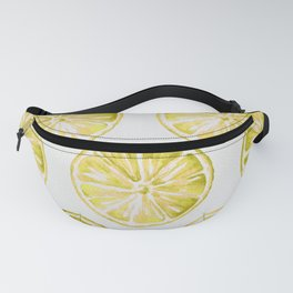 Yellow Citrus Fanny Pack