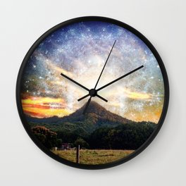Starfall and Other such Nonsense Wall Clock
