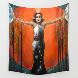 Balance of Power Wall Tapestry