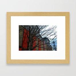 Industrial Study 3 Framed Art Print