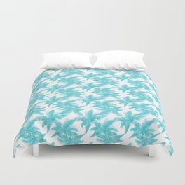 Resort Palm Collection Duvet Cover