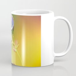 Artemis Lavender | Butterfly Oil Painting Coffee Mug