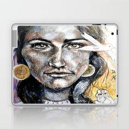 """The Bird Keeper"" Laptop & iPad Skin"