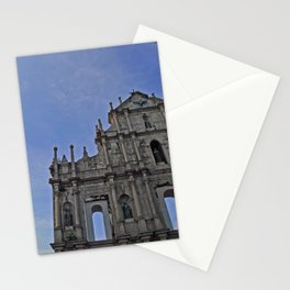 Macau's Ruins of St Paul's  Stationery Cards