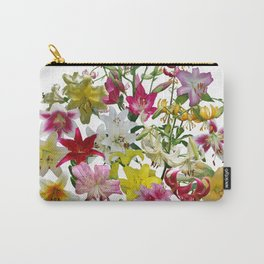 Lots of lilies to love! Carry-All Pouch