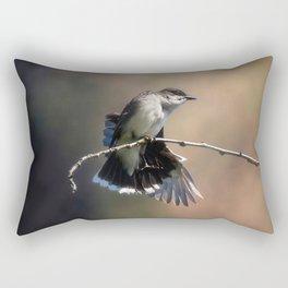 Eastern King Bird Rectangular Pillow
