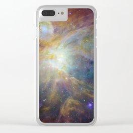 Nebula Clear iPhone Case