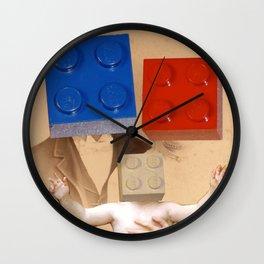 Ego Family StarterPack Wall Clock