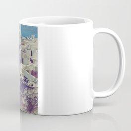 Oia from afar  Coffee Mug