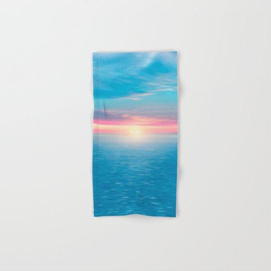 Pastel vibes 46 Hand & Bath Towel