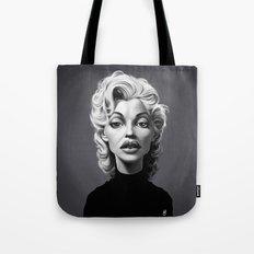Marilyn (Norma Jean) Monroe Tote Bag