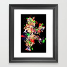 rambling pseudomorph w/ jug Framed Art Print