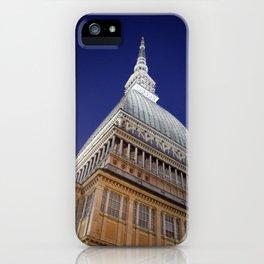 Torino iPhone Case