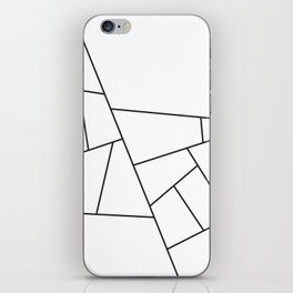 Modern Geometric 57 iPhone Skin