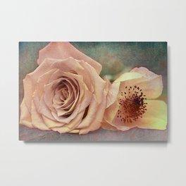Tender flowers(2) Metal Print
