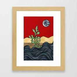 Extinction Day Framed Art Print