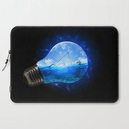 Small Paradise Laptop Sleeve