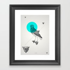 Archetypes Series: Wisdom Framed Art Print