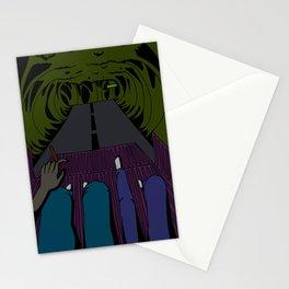Zelda Ave at 1 AM Stationery Cards
