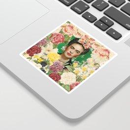 Frida Kahlo IV Sticker