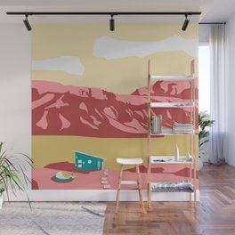 A new kind of land Wall Mural