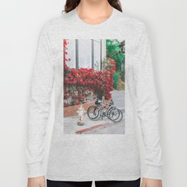 Greenwich Steps, San Francisco Long Sleeve T-shirt